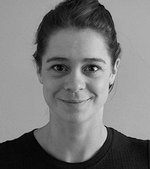 """Fjer"" producer Lorène Lescanne."