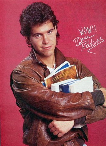 "Robbins has also worked as an actor, including the '80s sitcom ""Head of the Class."""