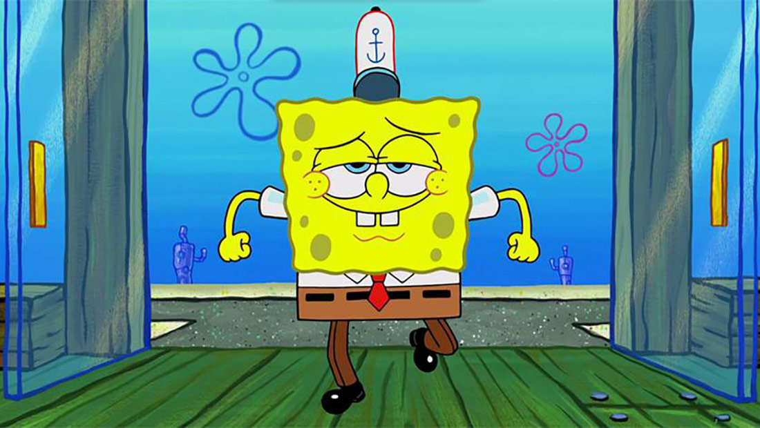 spongebob and sandy dating