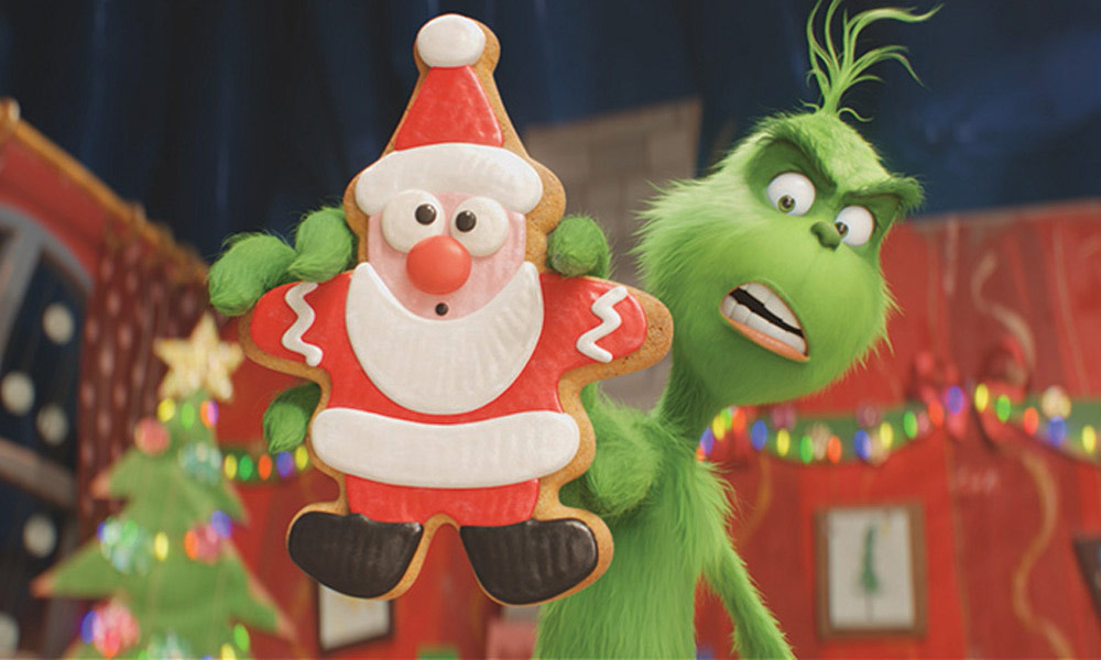 """""""The Grinch."""""""
