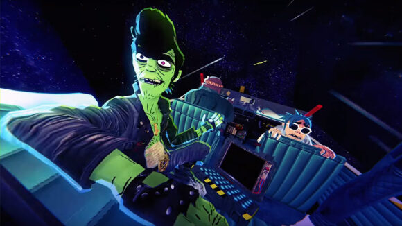 Going Galactic With Gorillaz: How Their Stylized Watch Ads