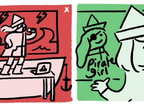 Tips on pitching an animated project.