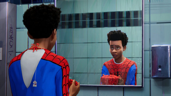 Sony Has Made The Spider Man Into The Spider Verse Script
