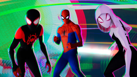 Spider-Man: Into The Spider-Verse': Production Design Is