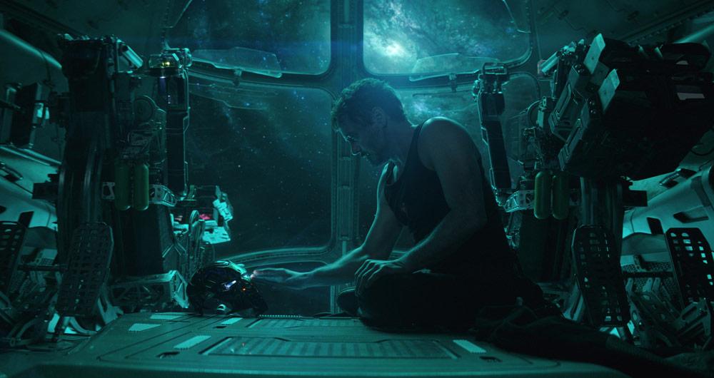 """""""Avengers: Endgame."""""""
