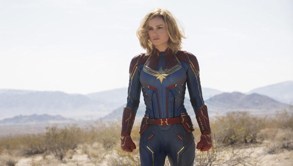 """""""Captain Marvel."""""""