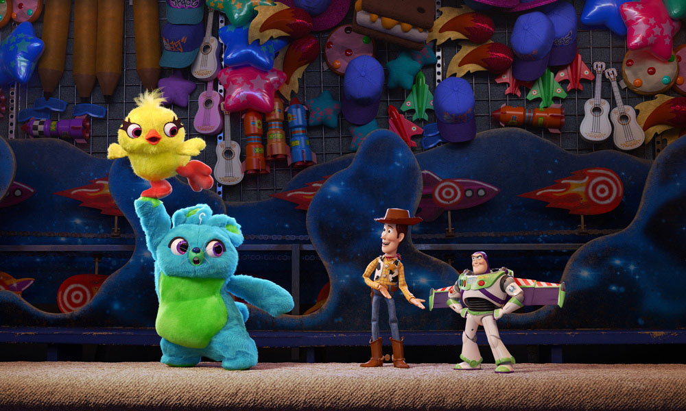 """Toy Story 4."""