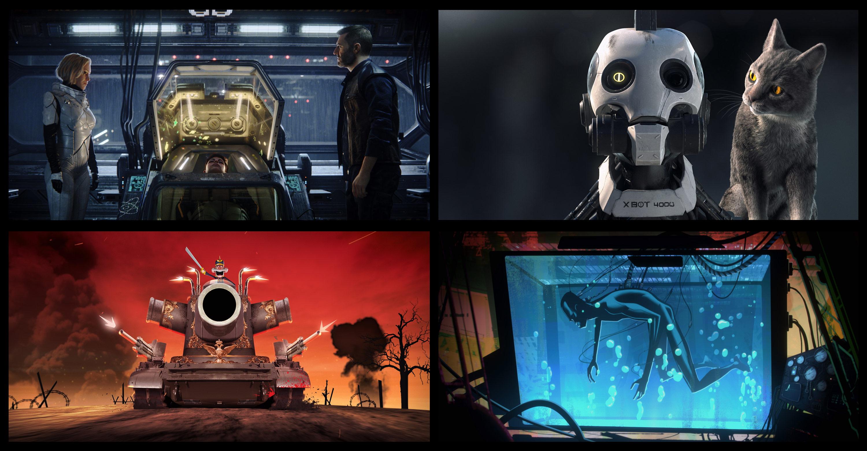 """Love, Death & Robots."""