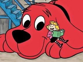 "PBS's ""Clifford the Big Red Dog"""