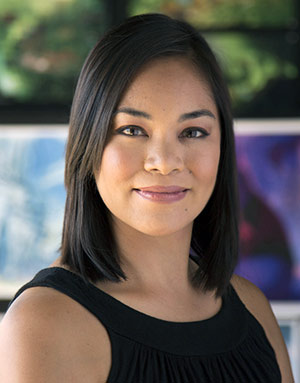 "Josie Trinidad, head of story on ""Ralph Breaks the Internet."""
