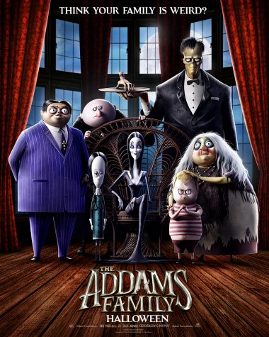Image result for CLIPART ADDAMS FAMILY MOVIE