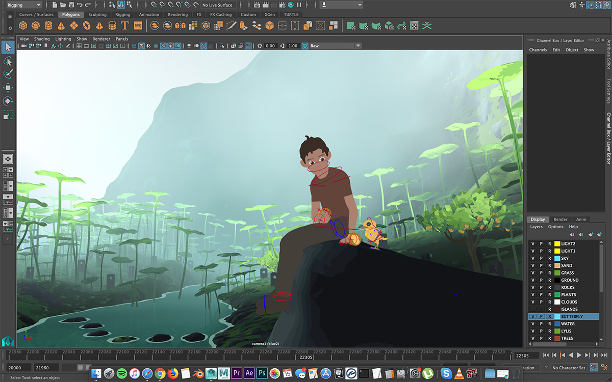 Yes, One Animator Made The CG Animated Feature 'Away' On His Own
