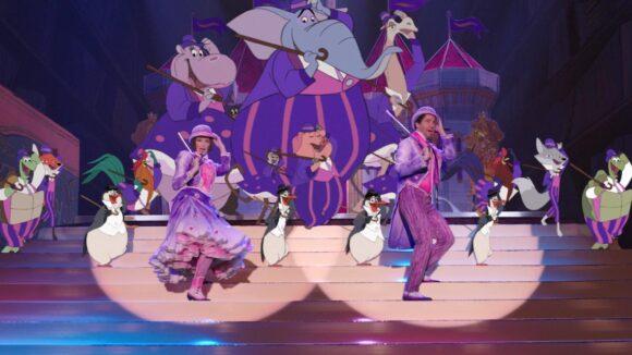 Come sono oggi gli attori di mary poppins