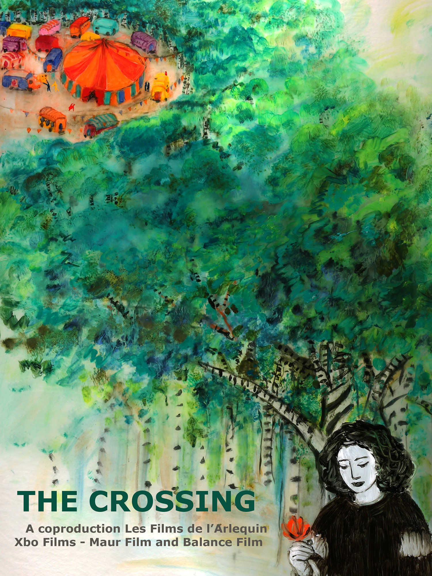 "Concept image for ""The Crossing."""