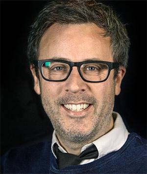Erik Nordby, vfx supervisor.