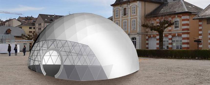 VR Dome.