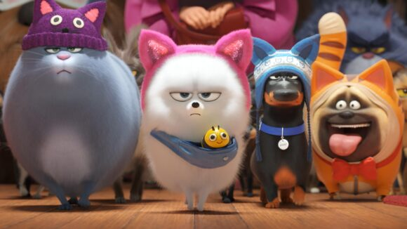 Illumination S The Secret Life Of Pets 2 Audiences Like It
