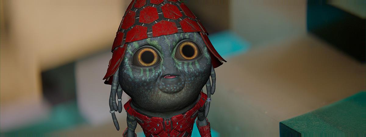 4 Steps Sony Imageworks Took To Animate The Sardonic Pawny