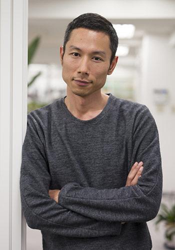 Studio Ponoc founder Yoshiaki Nishimura.
