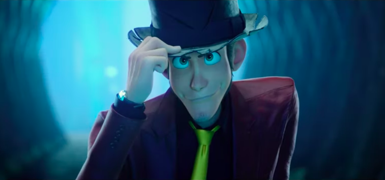 Lupin III, Japan's Beloved Gentleman Thief, Is Getting His First CG Feature