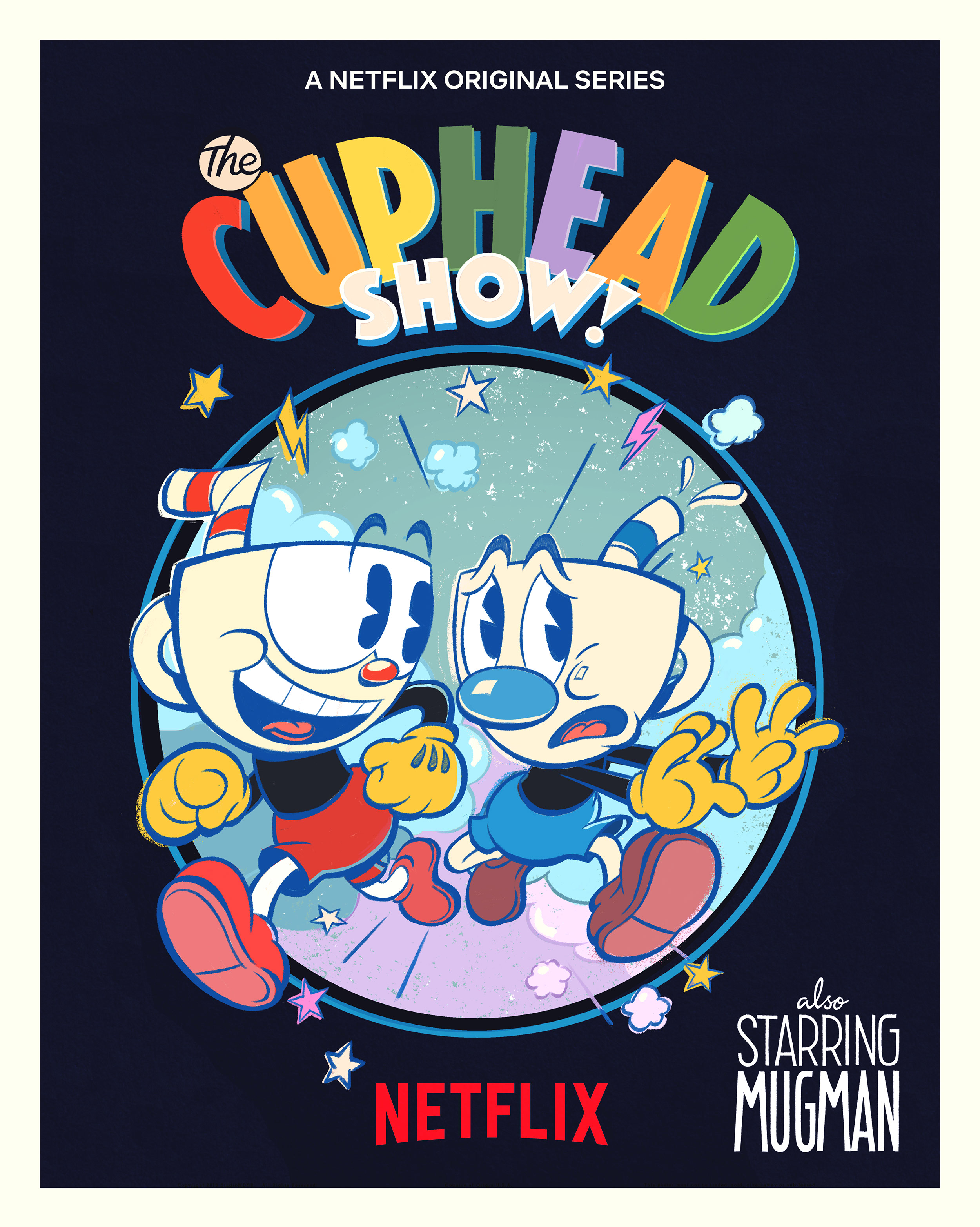 """The Cuphead Show."""
