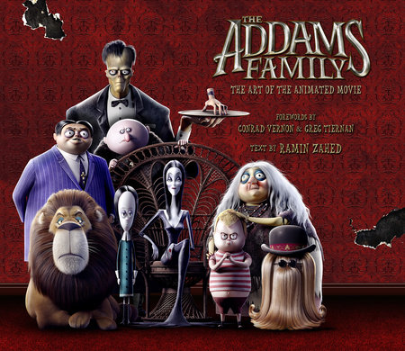 The Art of the Addams Family.