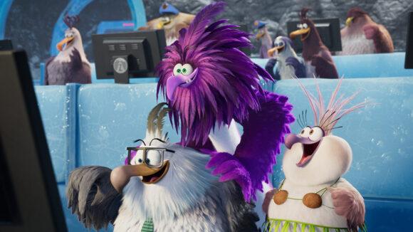 Angry Birds Movie 2 Concept Art