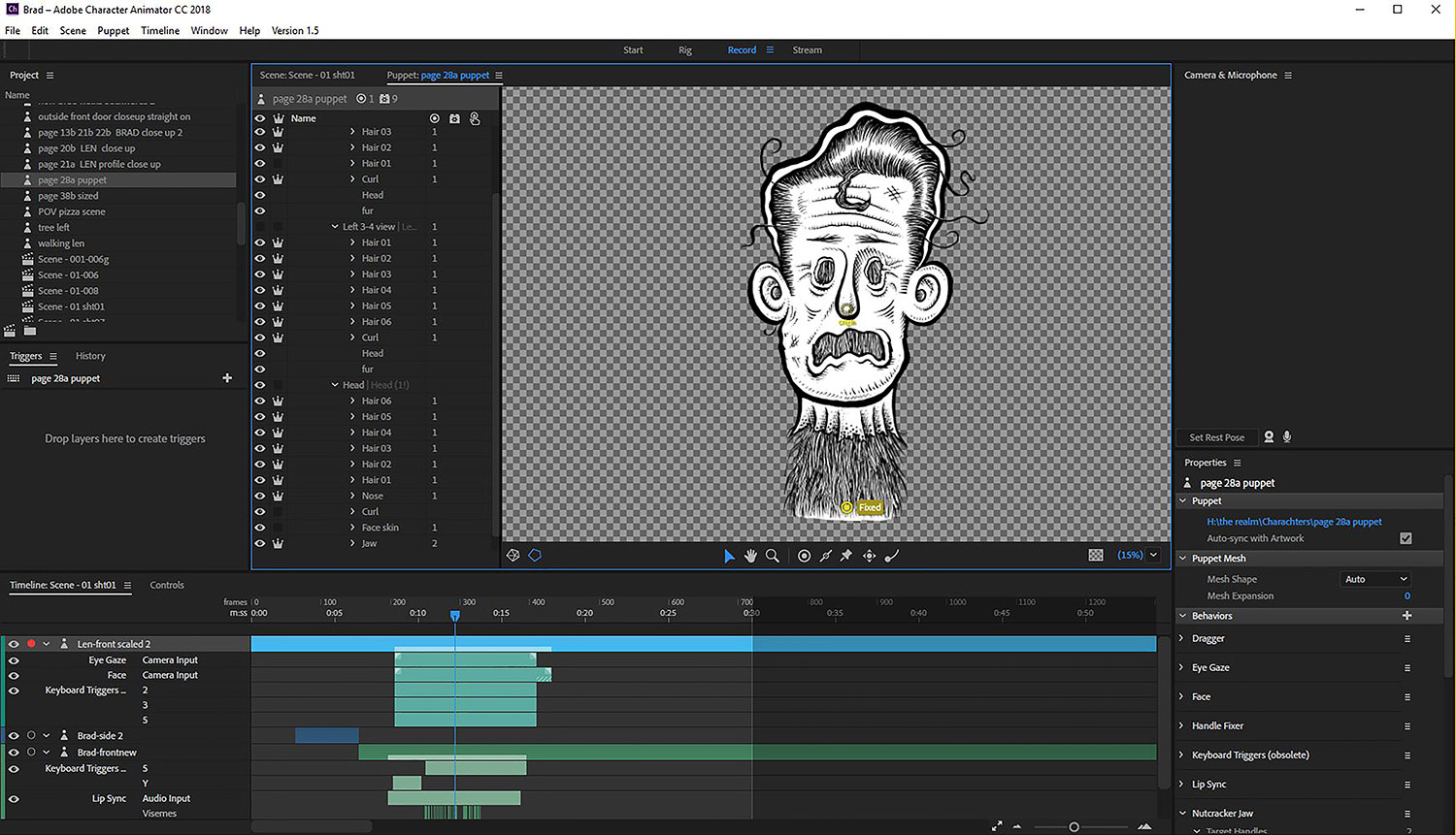 Case Study: Innovative Comic Book Style Animation Made With