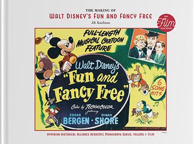 Making of Walt Disney's Fun and Fancy Free.