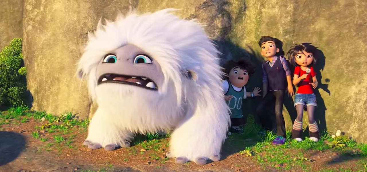 'Abominable' Tops North American Box Office With $20.6 Million