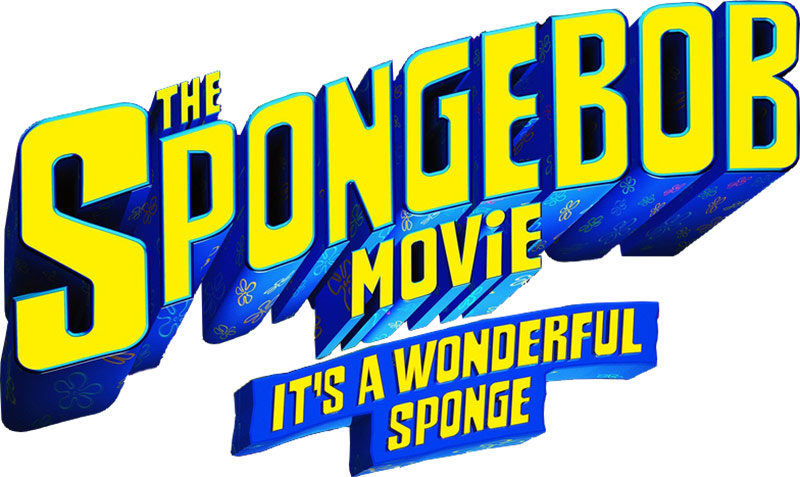 """The Spongebob Movie: It's A Wonderful Sponge."""