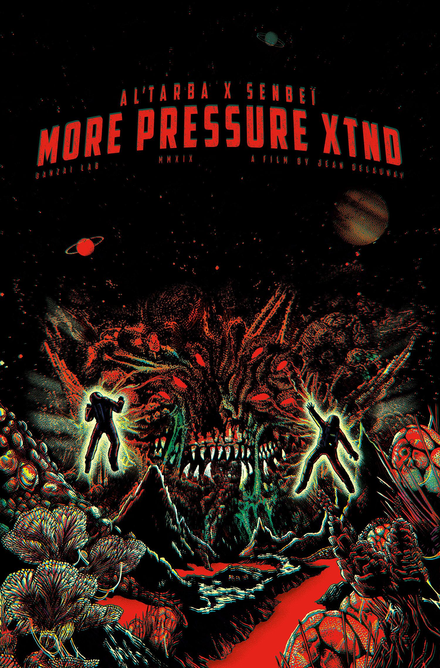 """""""More Pressure XTND."""""""