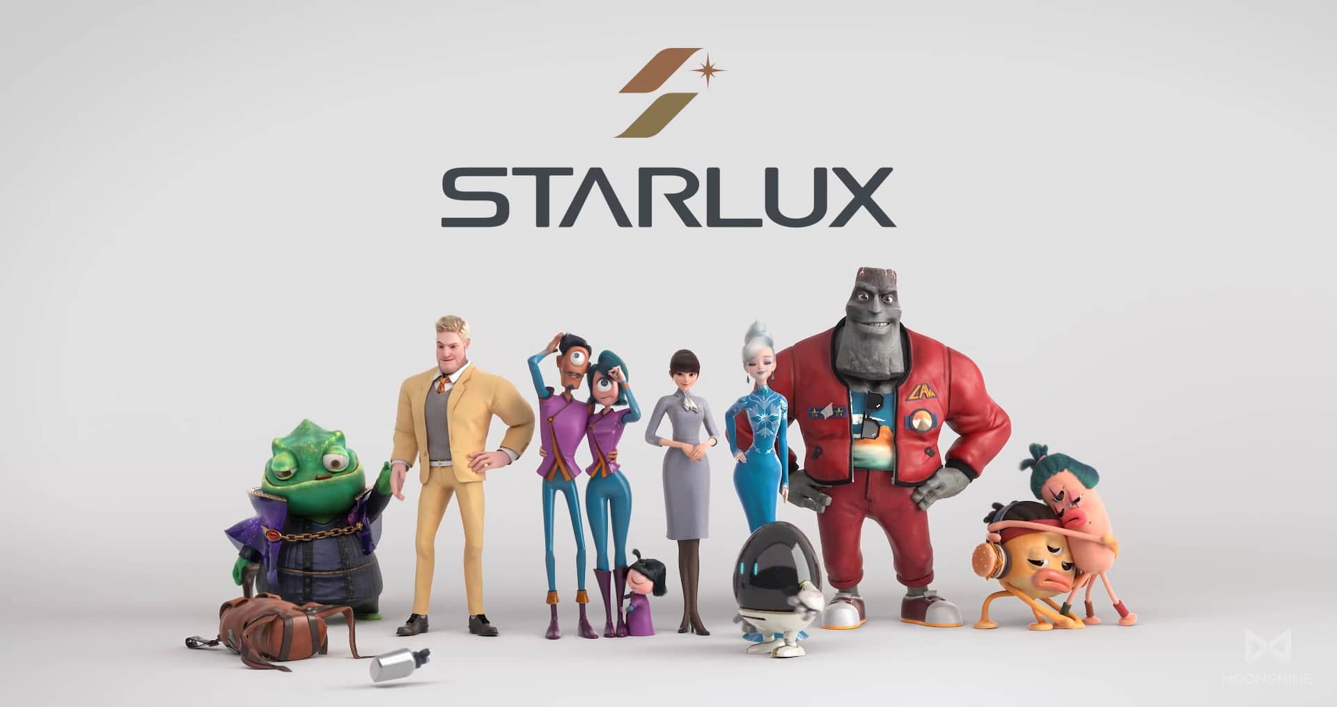Starlux video.