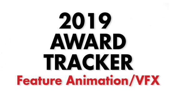 Feature Animation and VFX Award Tracker