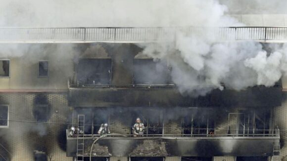 Kyoto Animation arson attack