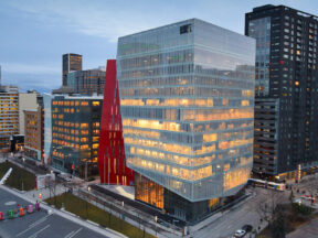 NFB's new HQ