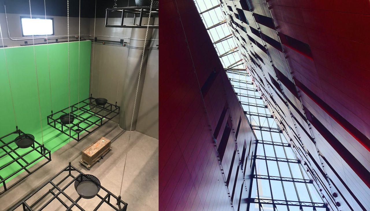 Inside NFB's new HQ