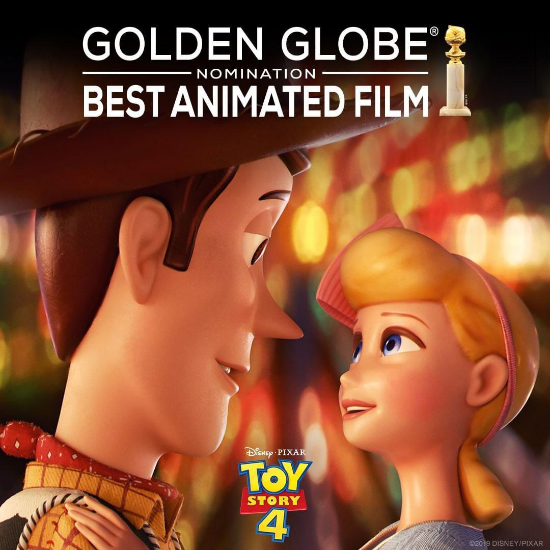 Toy STory 4 Golden Globe nomination.4_goldenglobe