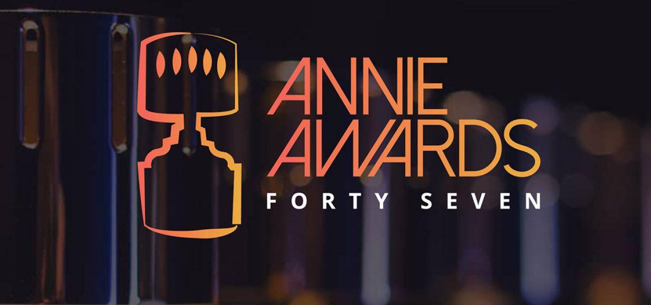 Annie Awards livestream.
