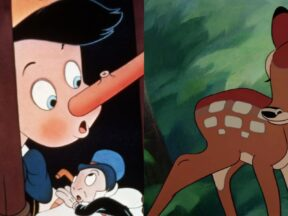 """Bambi"" and ""Pinocchio"" remakes"