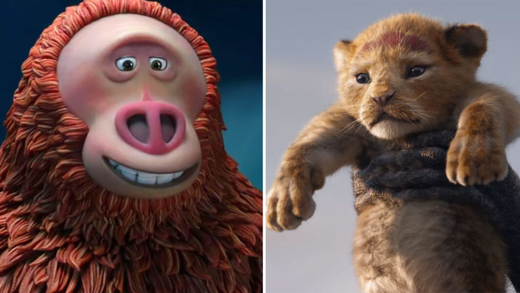 Missing Link and The Lion King