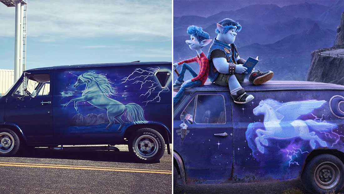 Disney Sued By Artist Over Unicorn Van