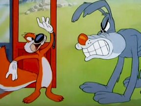 Tex Avery cartoon