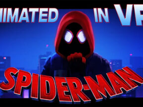Spider-Verse in VR