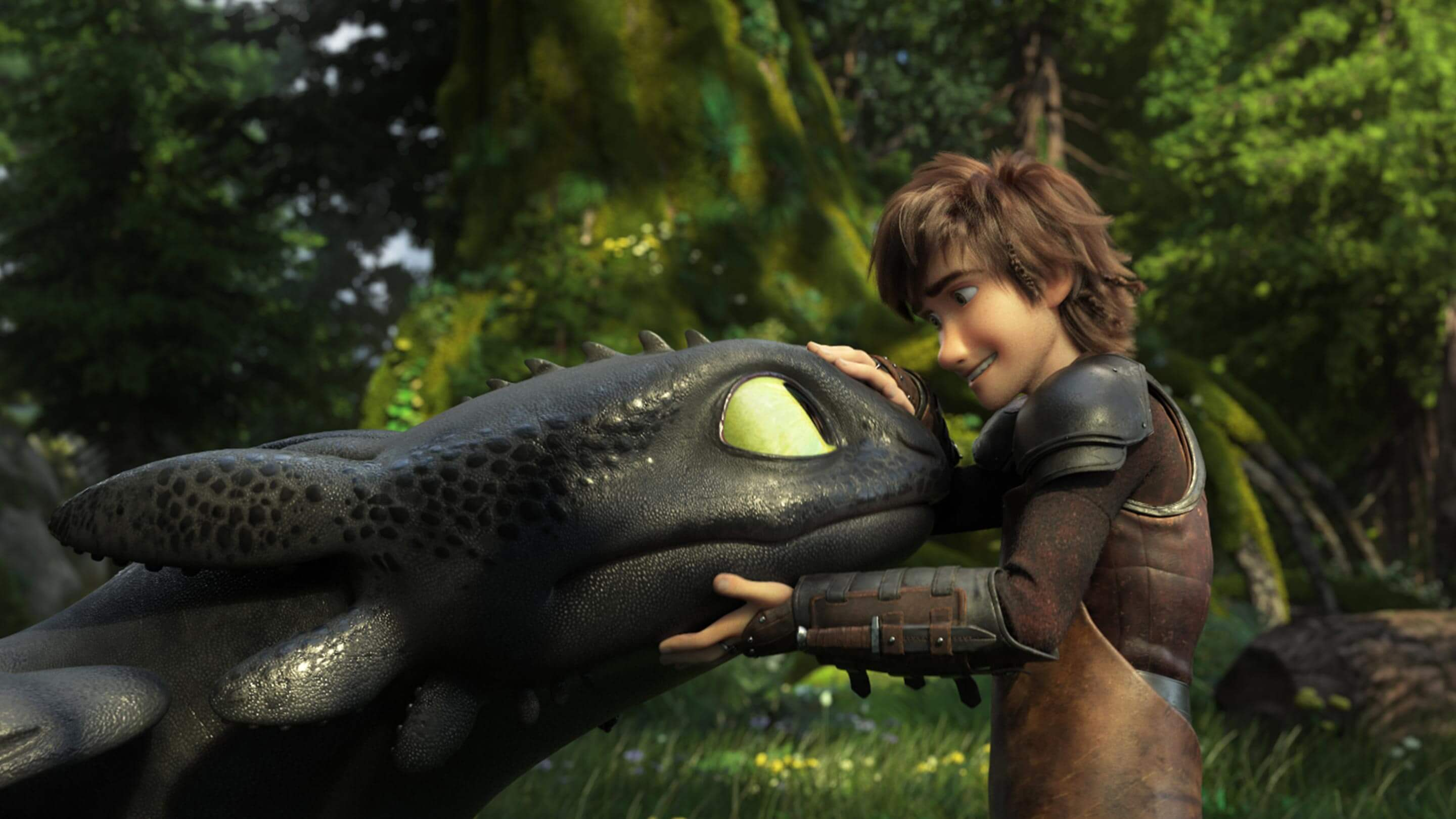 "Toothless & Hiccup, ""How to Train Your Dragon: The Hidden World"""