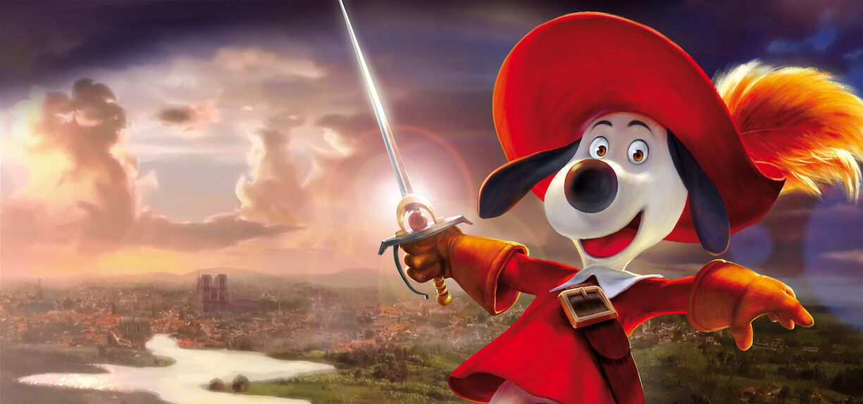 """""""Dogtanian and the Three Muskehounds"""""""