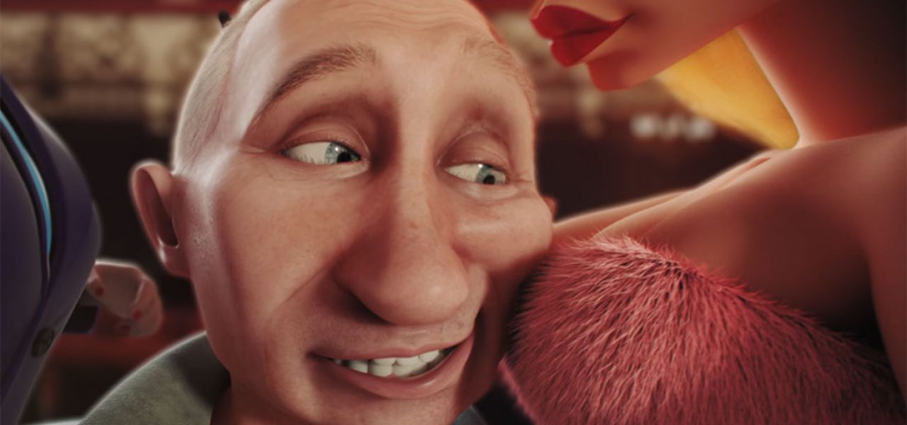 Bad History - Putin