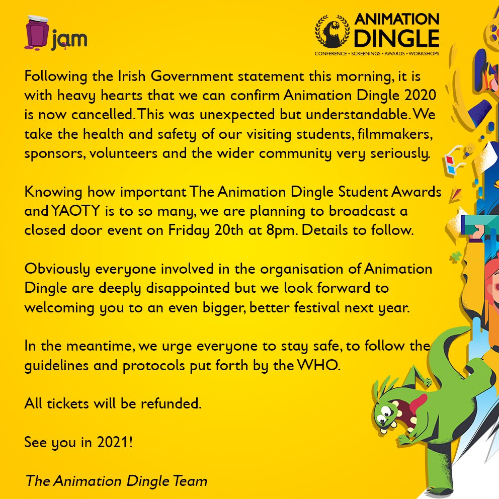 Animation Dingle closure