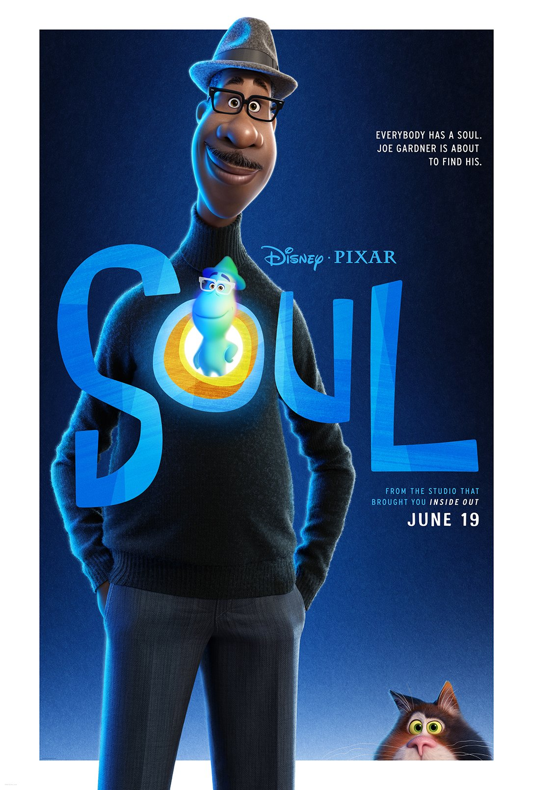 """Soul"" new poster"