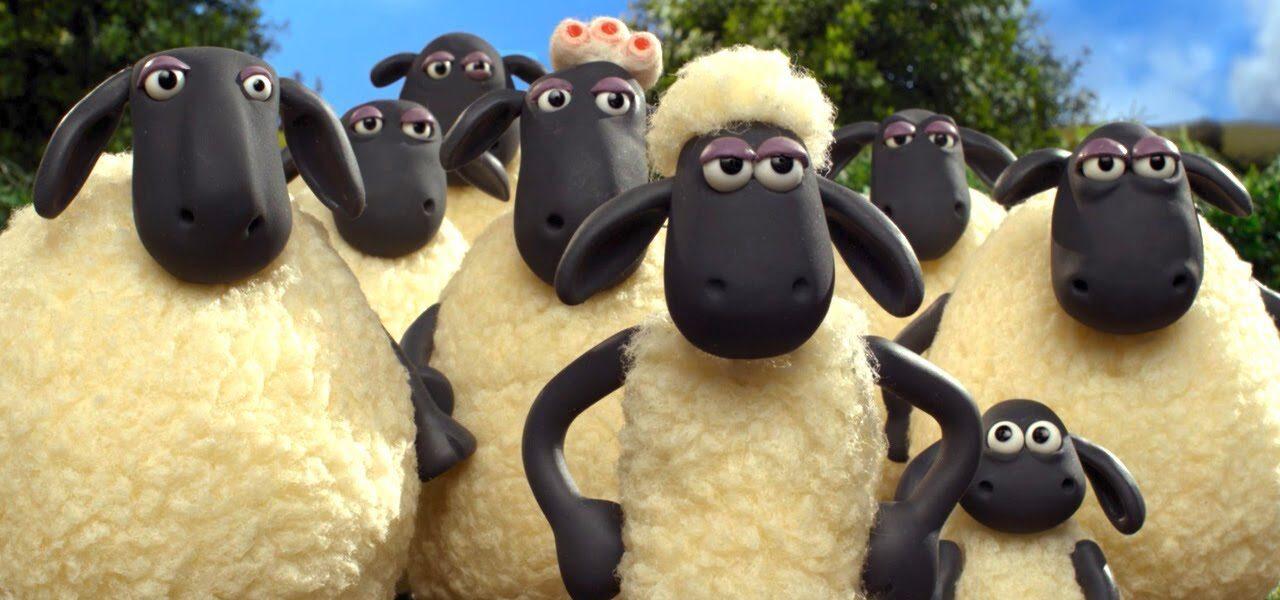 """Shaun the Sheep: The Movie"""